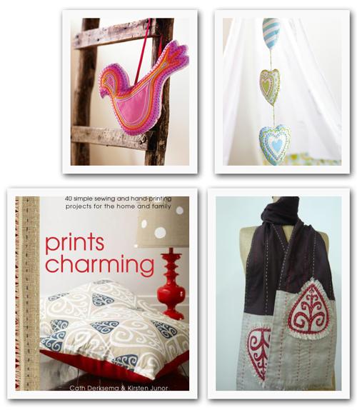 Prints Charming Book