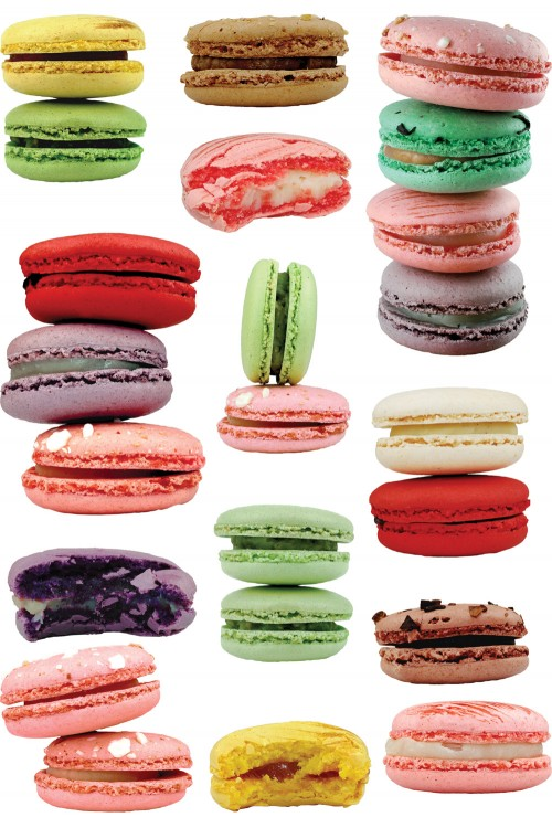 Macaroons free clip art images
