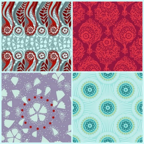 Innocent Crush fabric by Anna Maria Horner
