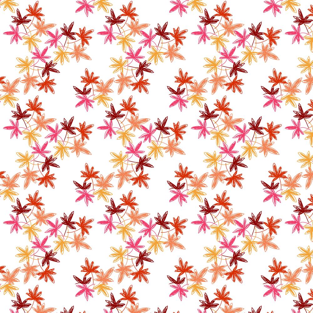 Fall Leaf Patterns Rel...