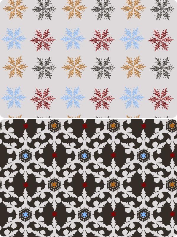Handmade patterns