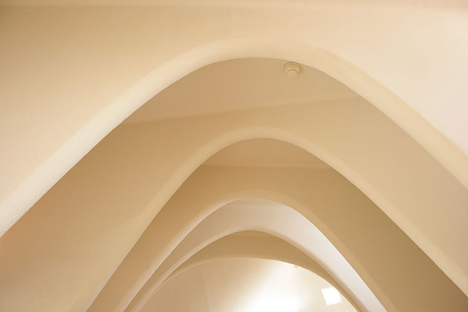 Curves of Casa Batllo
