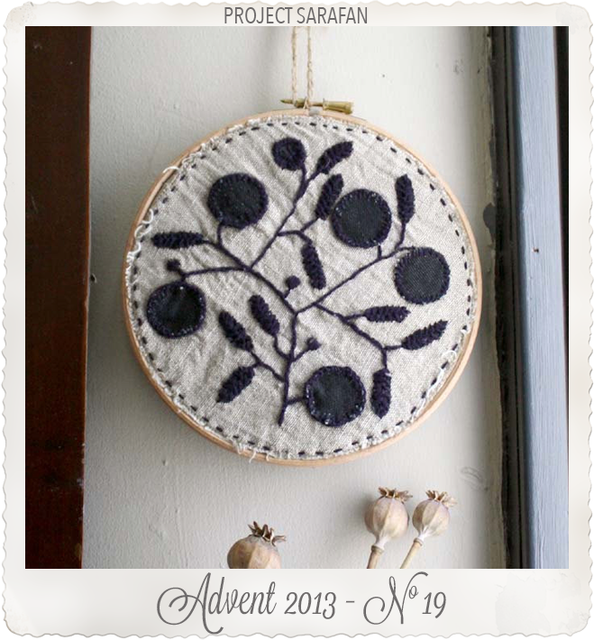 Modern Embroidery by Project Sarafan