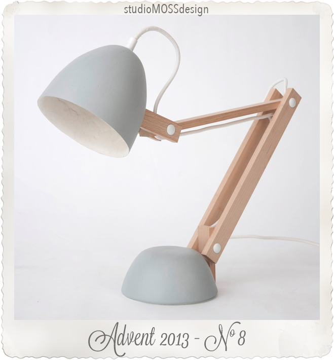 Desk lamp from StudioMOSSdesign